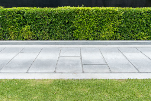 leveling a concrete patio